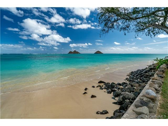 1206/1208 Mokulua Drive, Kailua, HI 96734 (MLS #201804061) :: Elite Pacific Properties
