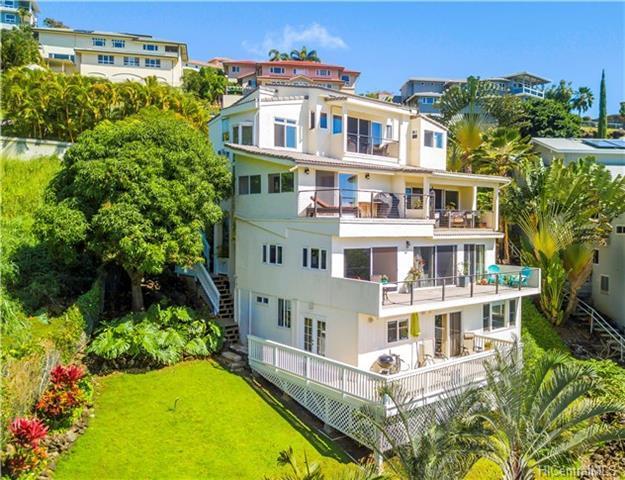 5436 Poola Street, Honolulu, HI 96821 (MLS #201804173) :: Elite Pacific Properties