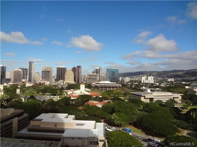 801 South Street #2025, Honolulu, HI 96813 (MLS #201804386) :: Redmont Living