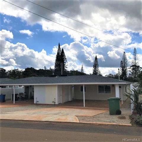 2049 Puu Place, Wahiawa, HI 96786 (MLS #201804392) :: The Ihara Team