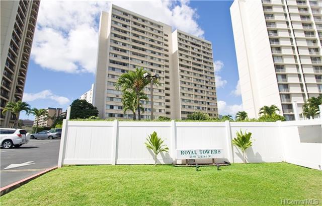 5180 Likini Street #704, Honolulu, HI 96818 (MLS #201804428) :: The Ihara Team
