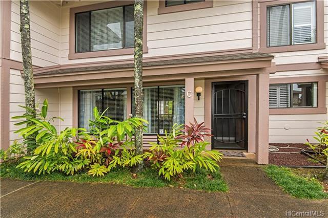 98-1805 Kaahumanu Street C, Aiea, HI 96701 (MLS #201804434) :: Elite Pacific Properties