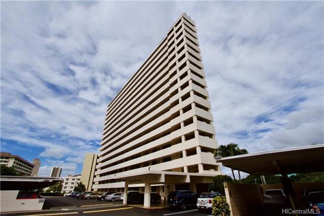 2920 Ala Ilima Street #705, Honolulu, HI 96818 (MLS #201804492) :: The Ihara Team