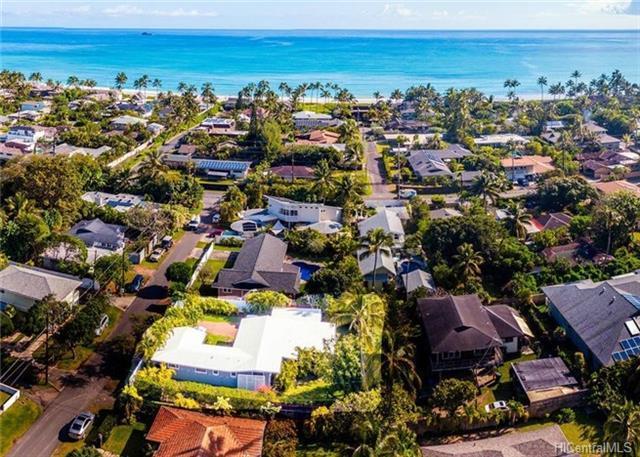 125 Palapu Street, Kailua, HI 96734 (MLS #201804511) :: Team Lally
