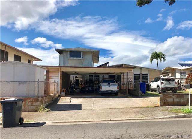 1634 Hoohiamoe Street, Pearl City, HI 96782 (MLS #201804526) :: Redmont Living