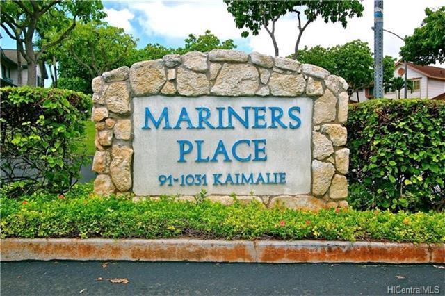 91-1031 Kaimalie Street 4N3, Ewa Beach, HI 96706 (MLS #201804561) :: The Ihara Team