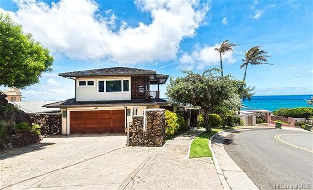 4240 Kaikoo Place, Honolulu, HI 96816 (MLS #201804578) :: Keller Williams Honolulu