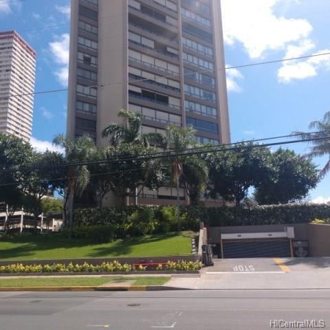 581 Kamoku Street #1708, Honolulu, HI 96826 (MLS #201804590) :: The Ihara Team