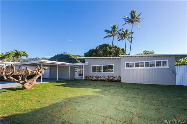 163 Nenue Street, Honolulu, HI 96821 (MLS #201804671) :: Team Lally