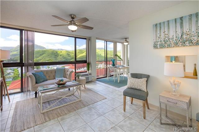 322 Aoloa Street #704, Kailua, HI 96734 (MLS #201804696) :: Elite Pacific Properties