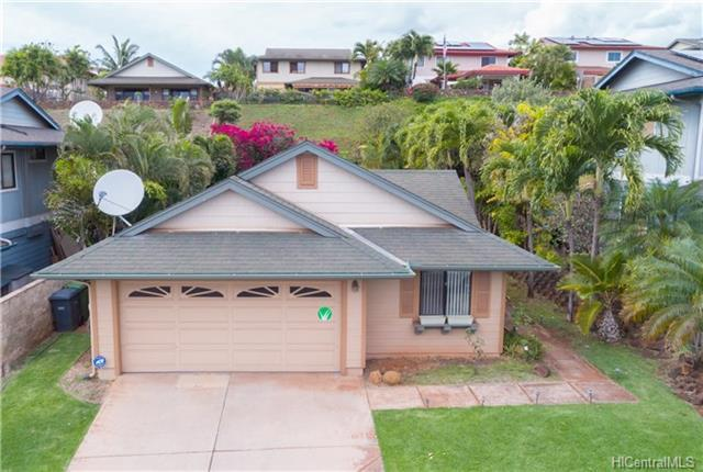 91-1066 Paaoloulu Way, Kapolei, HI 96707 (MLS #201804726) :: Keller Williams Honolulu