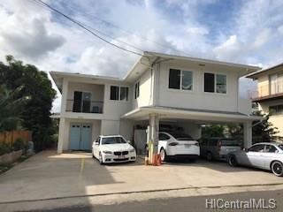 1348 17th Avenue, Honolulu, HI 96816 (MLS #201804741) :: The Ihara Team