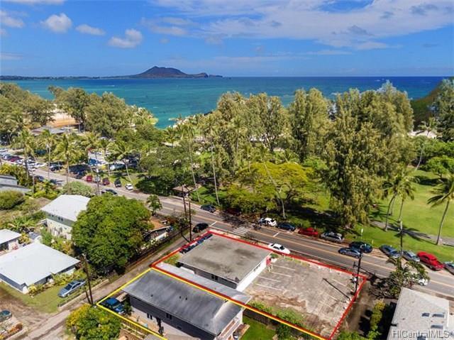 465 & 465A Kawailoa Road, Kailua, HI 96734 (MLS #201804855) :: The Ihara Team