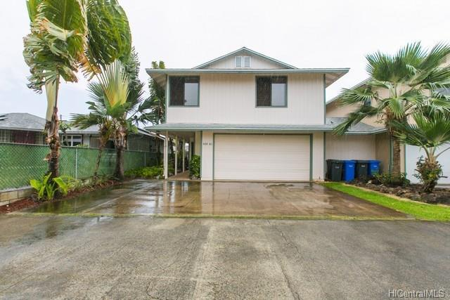 410A Manono Street A, Kailua, HI 96734 (MLS #201804893) :: Keller Williams Honolulu