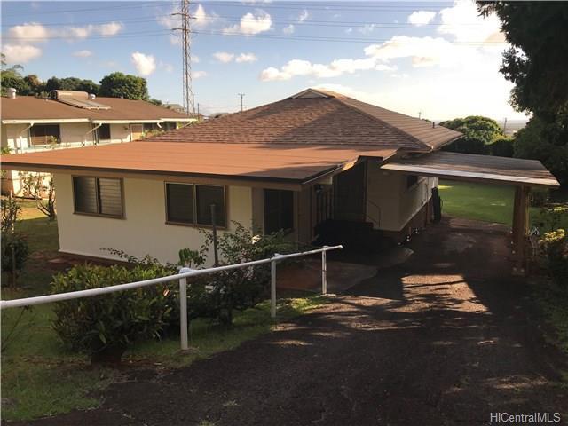 99-429 Waoala Place, Aiea, HI 96701 (MLS #201804970) :: Keller Williams Honolulu