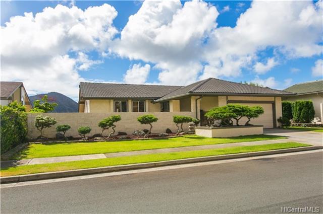 973 Kaloaloa Street, Honolulu, HI 96825 (MLS #201805017) :: Elite Pacific Properties