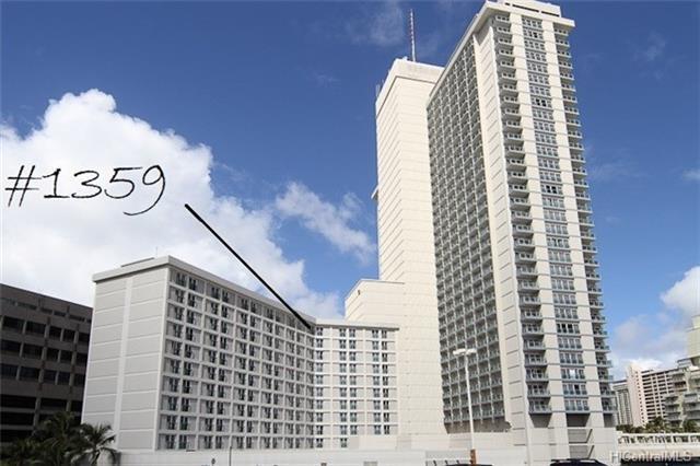 410 Atkinson Drive #1359, Honolulu, HI 96814 (MLS #201805080) :: Yamashita Team