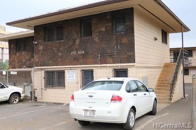 235 Koa Street #205, Wahiawa, HI 96786 (MLS #201805196) :: The Ihara Team