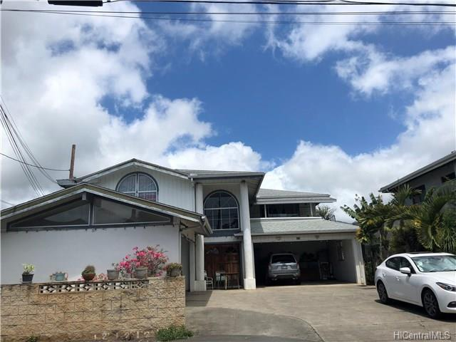 816 Lopez Lane, Honolulu, HI 96817 (MLS #201805349) :: The Ihara Team