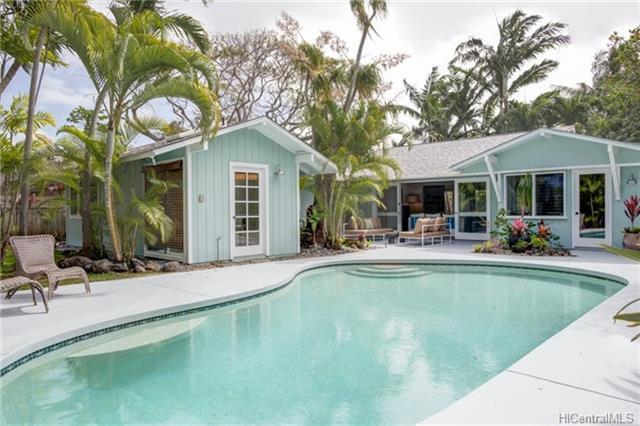 157 Kuumele Place, Kailua, HI 96734 (MLS #201805369) :: Elite Pacific Properties