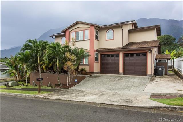 47-492 Ahulimanu Place, Kaneohe, HI 96744 (MLS #201805427) :: Elite Pacific Properties