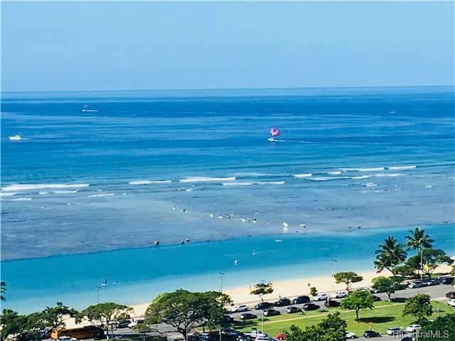 1330 Ala Moana Boulevard #2002, Honolulu, HI 96814 (MLS #201805481) :: Elite Pacific Properties