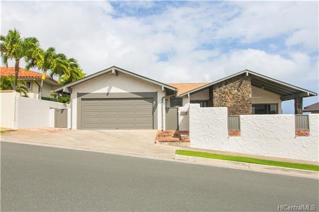 5361 Poola Street, Honolulu, HI 96821 (MLS #201805507) :: Elite Pacific Properties