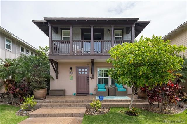 91-2023 Kamakana Street, Ewa Beach, HI 96706 (MLS #201805560) :: Elite Pacific Properties