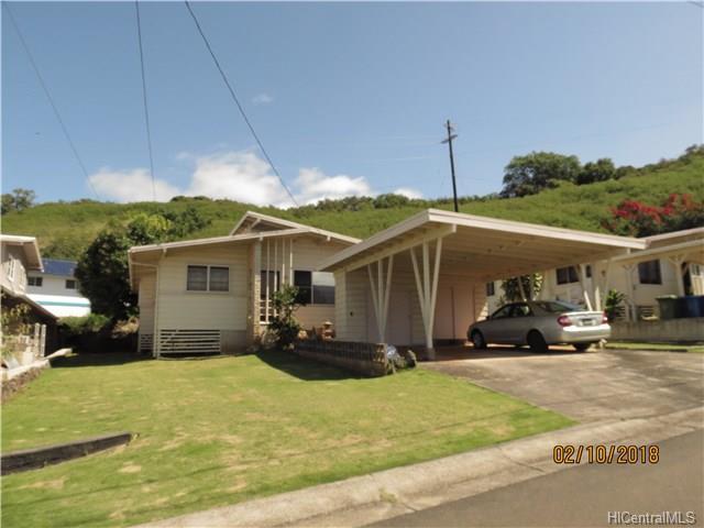 98-445 Ponohana Loop, Aiea, HI 96701 (MLS #201805576) :: Elite Pacific Properties