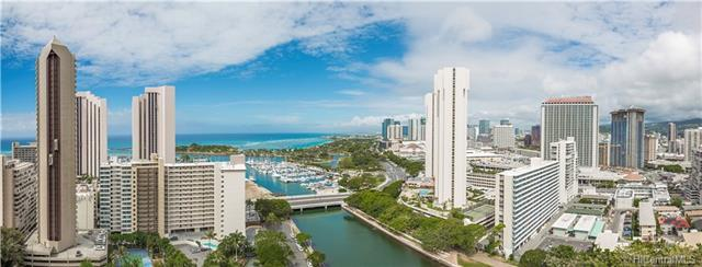 1551 Ala Wai Boulevard #2302, Honolulu, HI 96815 (MLS #201805689) :: Elite Pacific Properties