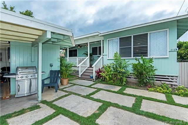 418A Kalama Street, Kailua, HI 96734 (MLS #201806882) :: Elite Pacific Properties