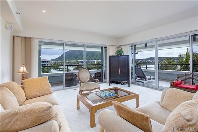 1 Keahole Place #1608, Honolulu, HI 96825 (MLS #201806887) :: Elite Pacific Properties