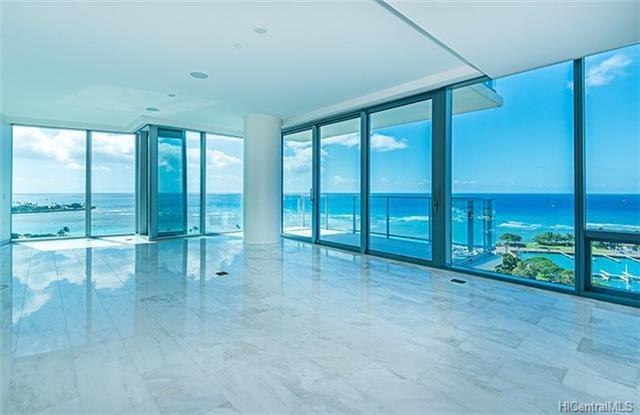 1118 Ala Moana Boulevard #1700, Honolulu, HI 96814 (MLS #201806907) :: Elite Pacific Properties