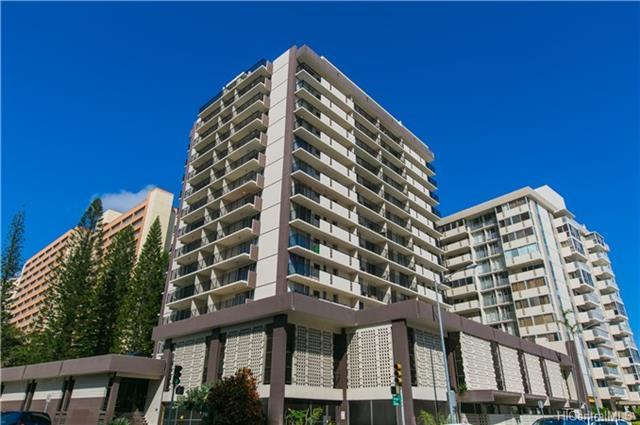 1610 Kanunu Street #807, Honolulu, HI 96814 (MLS #201806959) :: Elite Pacific Properties