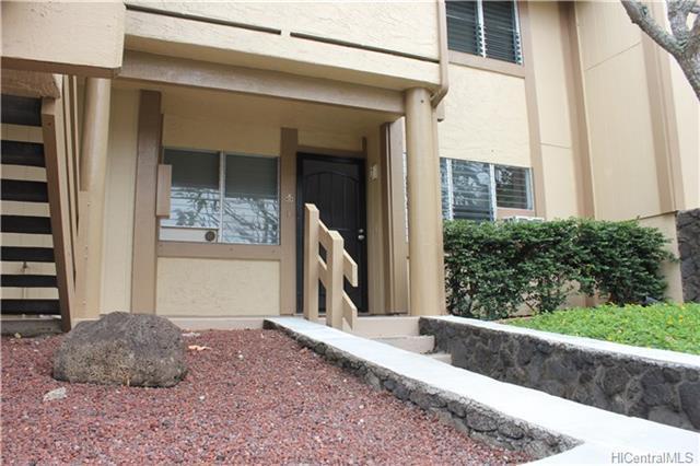585 Hahaione Street C102, Honolulu, HI 96825 (MLS #201807053) :: Keller Williams Honolulu