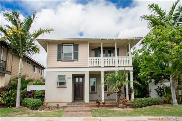 91-1186 Waipuhia Street, Ewa Beach, HI 96706 (MLS #201807074) :: Elite Pacific Properties