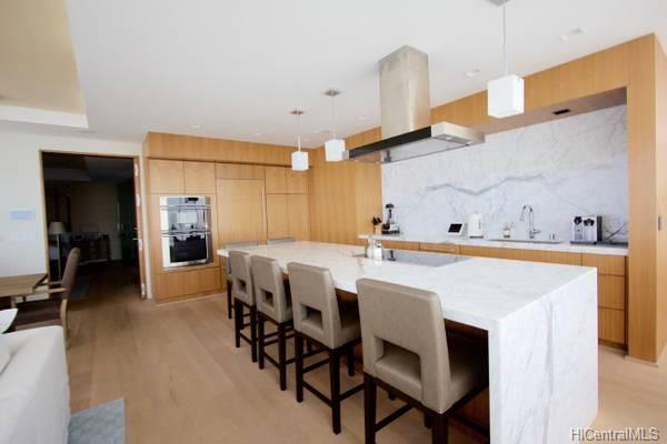 1009 Kapiolani Boulevard #4802, Honolulu, HI 96814 (MLS #201807188) :: Elite Pacific Properties