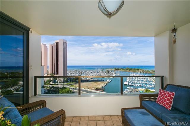 1650 Ala Moana Boulevard #1811, Honolulu, HI 96815 (MLS #201807213) :: Elite Pacific Properties