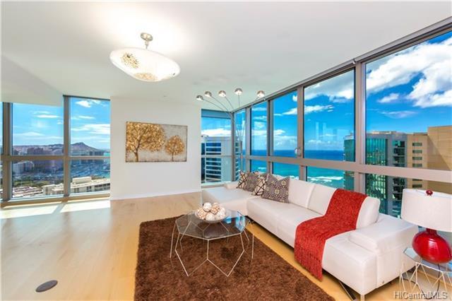 1177 Queen Street Ph10, Honolulu, HI 96814 (MLS #201807324) :: Elite Pacific Properties