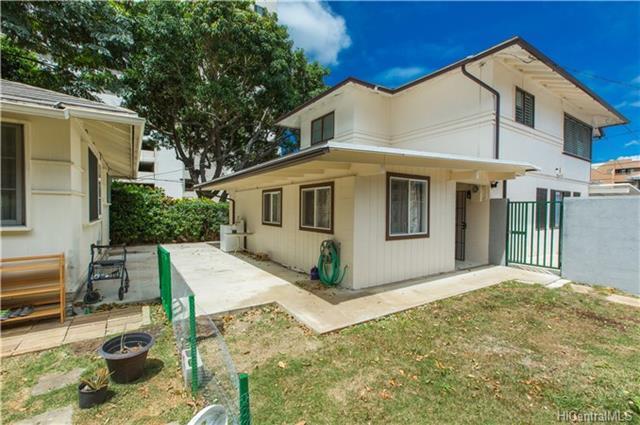 729 Ekela Avenue, Honolulu, HI 96816 (MLS #201807351) :: The Ihara Team