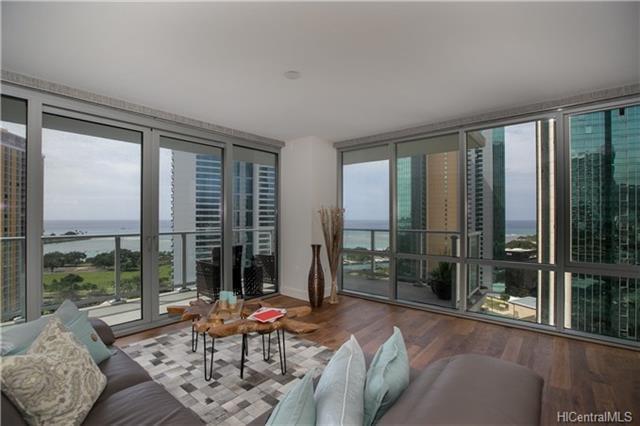 1189 Waimanu Street #1901, Honolulu, HI 96814 (MLS #201807383) :: Elite Pacific Properties