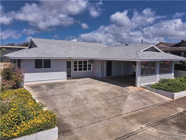 1478 Kuahaka Street, Pearl City, HI 96782 (MLS #201807526) :: Keller Williams Honolulu
