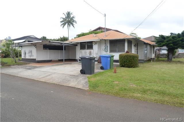 1954 California Avenue, Wahiawa, HI 96786 (MLS #201807560) :: Keller Williams Honolulu