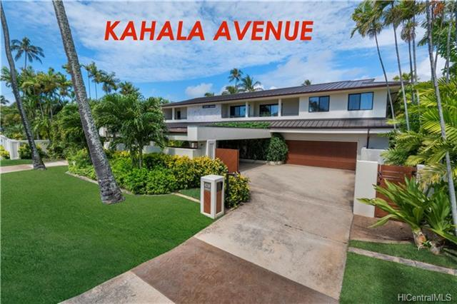 4714 Kahala Avenue, Honolulu, HI 96816 (MLS #201807626) :: The Ihara Team