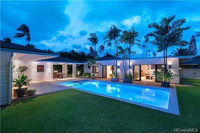 1561 Mokulua Drive, Kailua, HI 96734 (MLS #201807686) :: Elite Pacific Properties