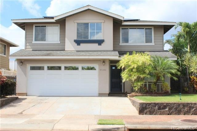 94-1040 Halekapio Street, Waipahu, HI 96797 (MLS #201807697) :: The Ihara Team