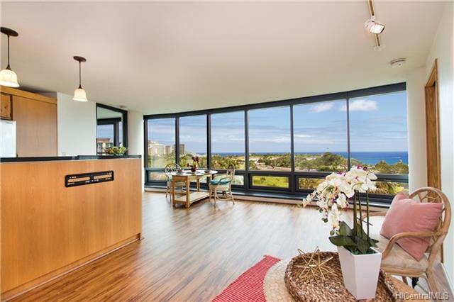 1330 Ala Moana Boulevard #705, Honolulu, HI 96814 (MLS #201807713) :: Elite Pacific Properties