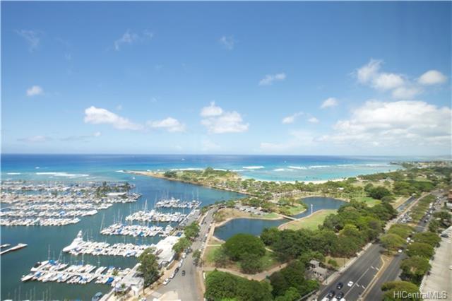 1600 Ala Moana Boulevard #1900, Honolulu, HI 96815 (MLS #201807720) :: Elite Pacific Properties