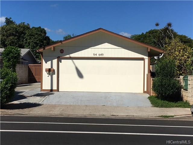 94-649 Kupuna Loop, Waipahu, HI 96797 (MLS #201807987) :: Keller Williams Honolulu