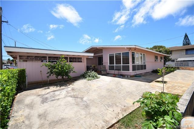 632 Hunalewa Street, Honolulu, HI 96816 (MLS #201808066) :: Keller Williams Honolulu